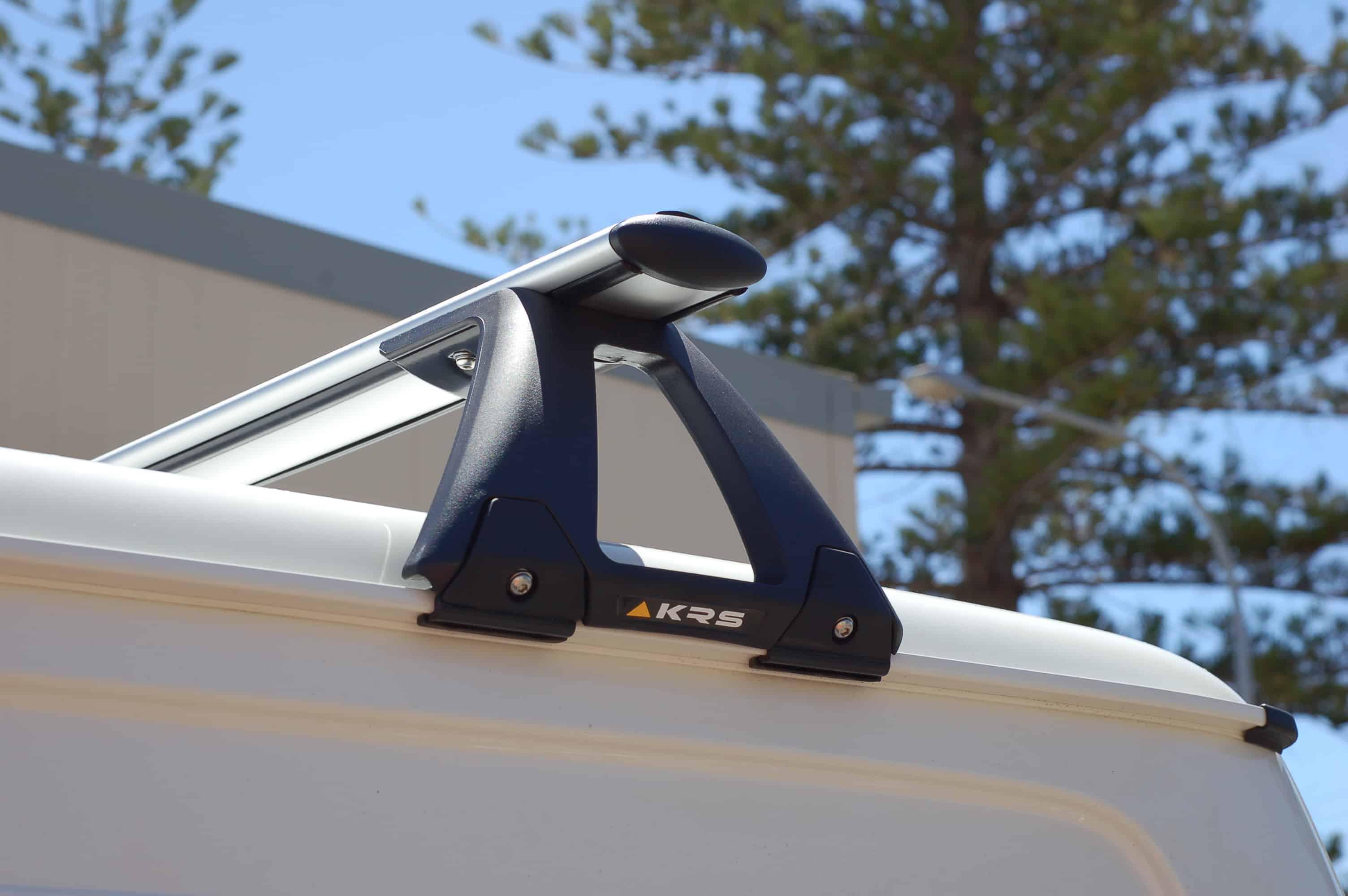 Toyota Hiace Roof Racks Guttermount Krs Australia