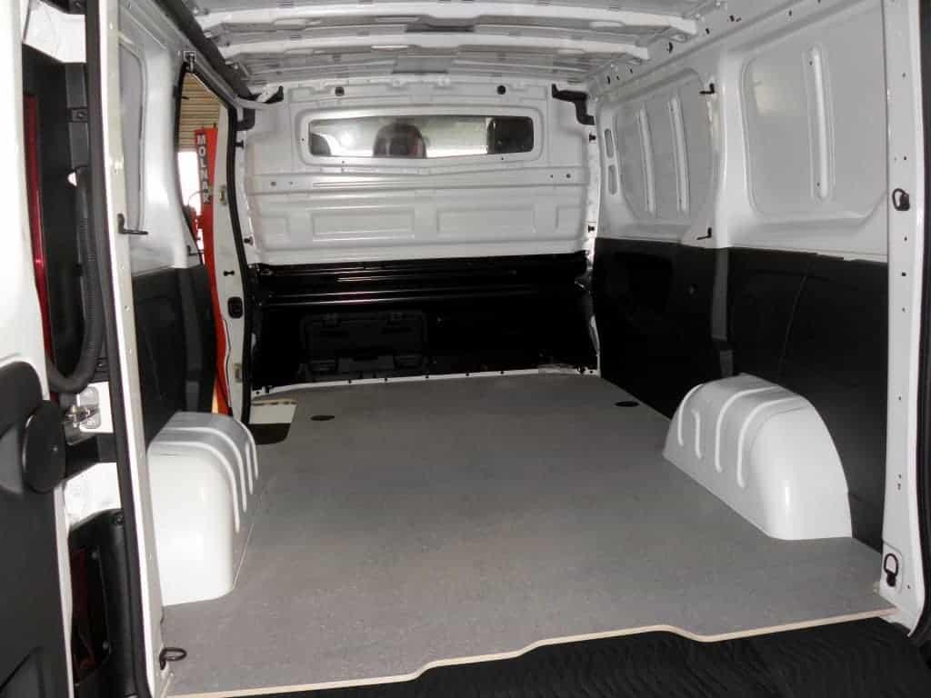 Renault Master Van Floor 12mm Marine Grade Ply Krs